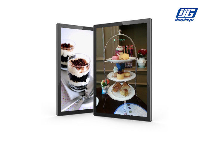 Slim Acrylic Frame Magnetic Advertising LED Poster Display Sign